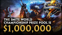 SMITE tournament prize pool reaches $1M