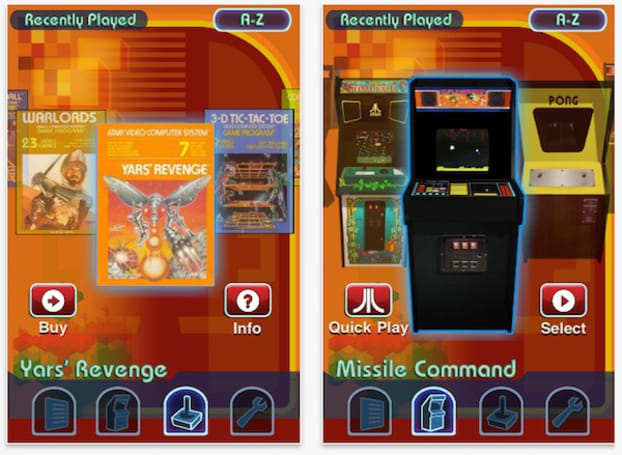 Atari's Greatest Hits collection brings 100 classic games to iOS devices