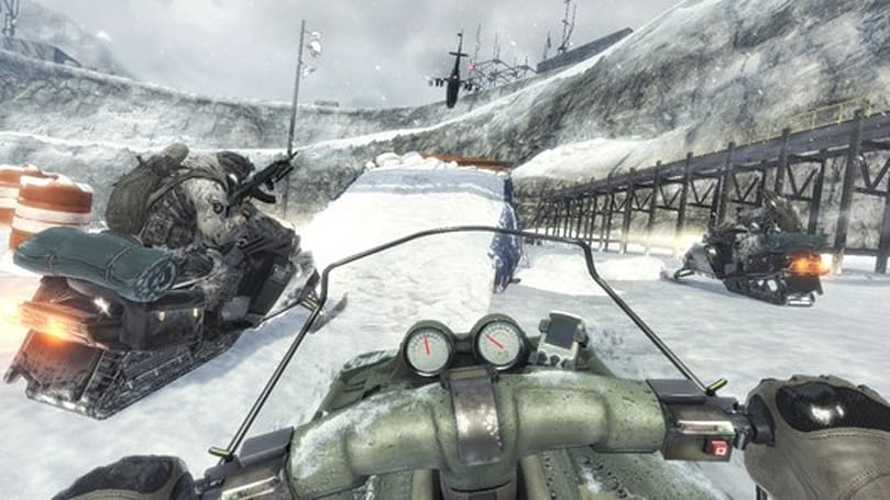 PSA: Black Ice, Black Box and Negotiator out for Call of Duty Elite subscribers on Xbox 360 today