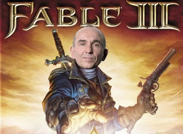 Molyneux: No 'Pub Games' for Fable 3, but something else this October