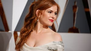 Isla Fisher Got a Huge Birthday Surprise