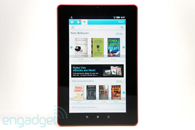 Kobo Vox gets Google Play injection for fuller tablet feel
