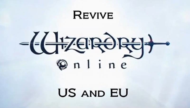 Suba Games is interested in resurrecting Wizardry Online