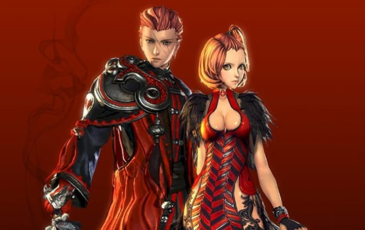 Blade & Soul adds new zone for Korean CBT2