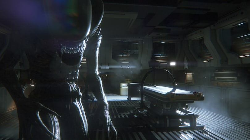 Tube TVs, VCRs and magnets give 'Alien: Isolation' its signature look