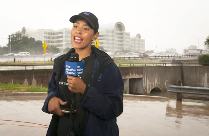 The Weather Channel's odd local news service is coming to iOS and Android