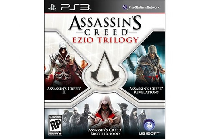 Assassin's Creed 'Ezio Trilogy' exclusive to PS3, launches November 14