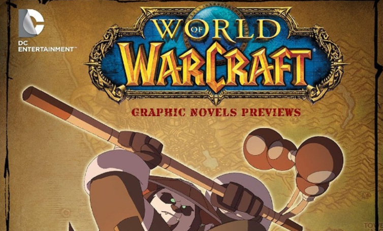 Free WoW graphic novel previews for a limited time