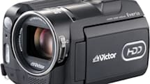 JVC launches 5 Everio HDD camcorders and PC-less DVD writer