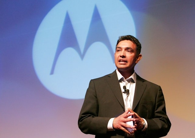 Motorola CEO Sanjay Jha talks Ice Cream Sandwich, future tablets in Oppenheimer keynote