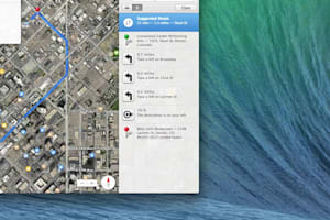 Video Tip: Sending Directions from Maps on Mac to Your iPhone