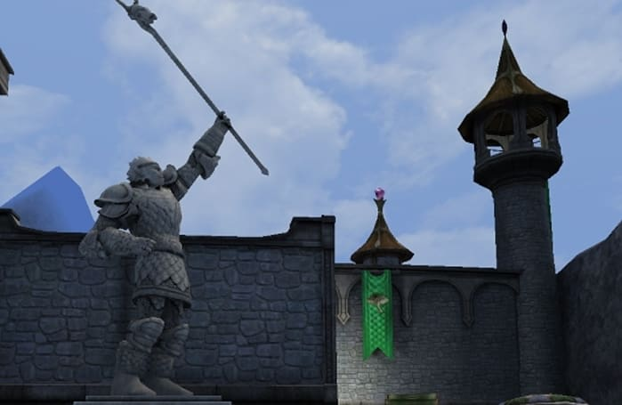 Dark Age of Camelot builds statues of King's Tournament champions
