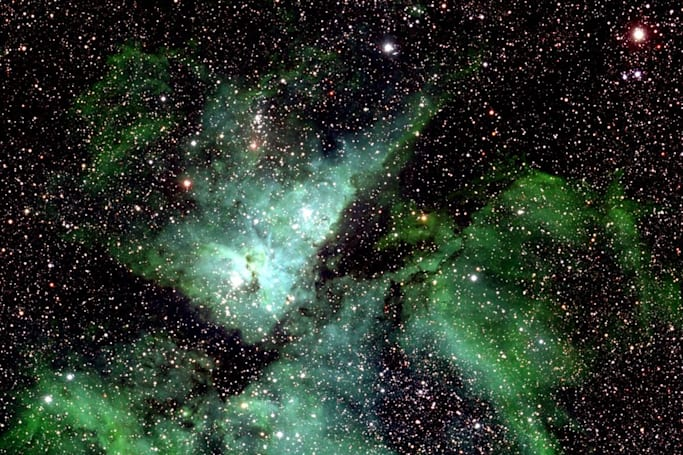 This 46-gigapixel image is the biggest map of space ever made