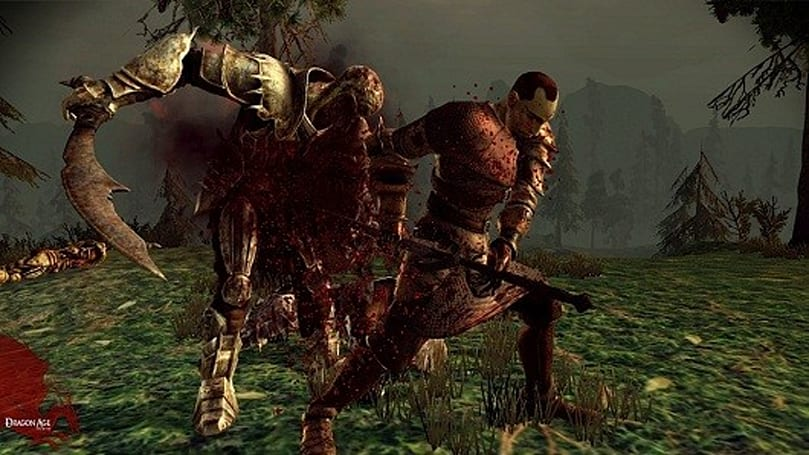 Majority of profit from Dragon Age: Origins DLC was from launch DLC