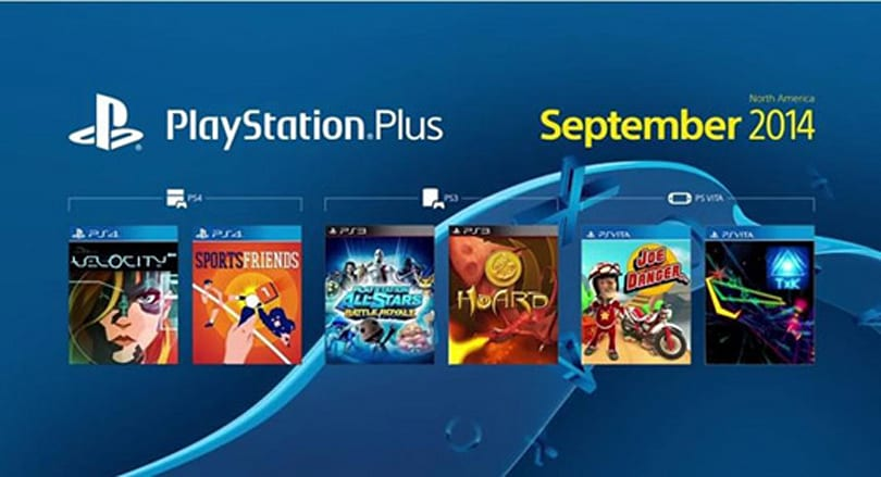 PlayStation All-Stars, Sportsfriends free on PS Plus next month