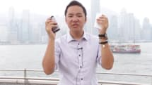 iPhone 5s and 5c sorta, kinda pass chest-level drop tests