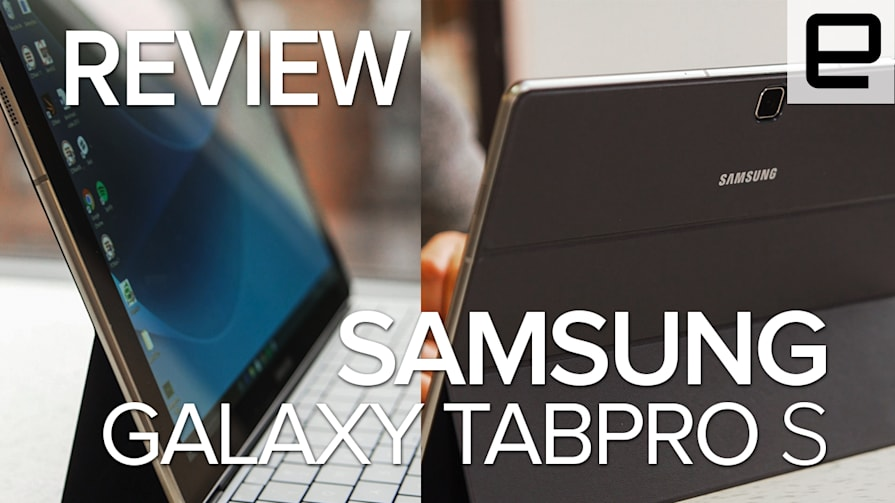 Review: Samung Galaxy TabPro S