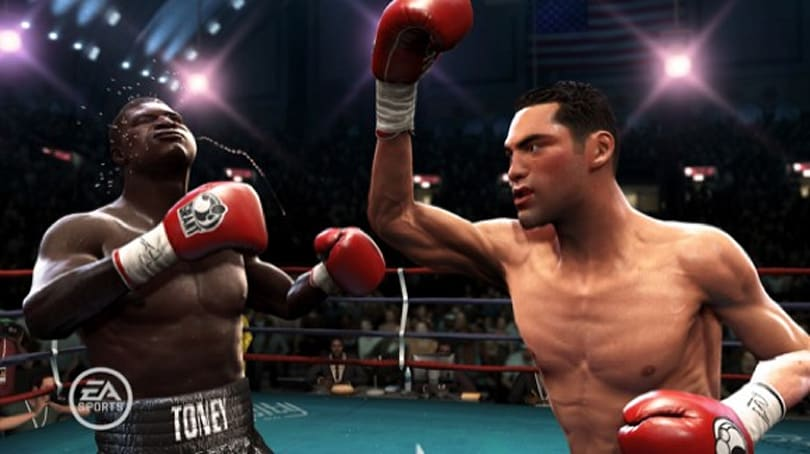 EA releases Fight Night Round 4 DLC, dubious sales data