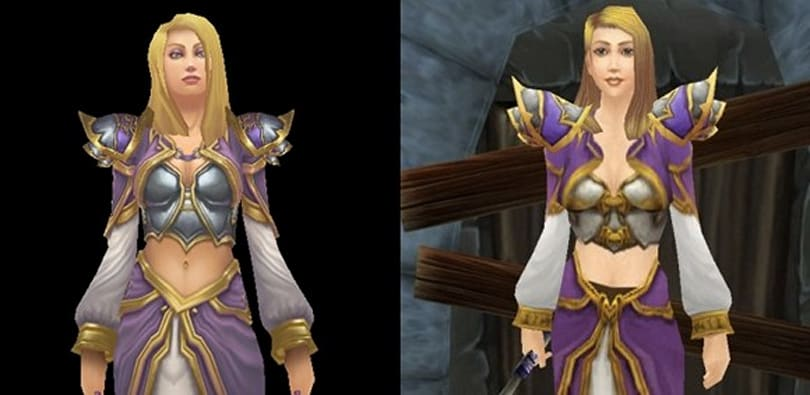Patch 3.3 PTR: Jaina gets a makeover [Updated]
