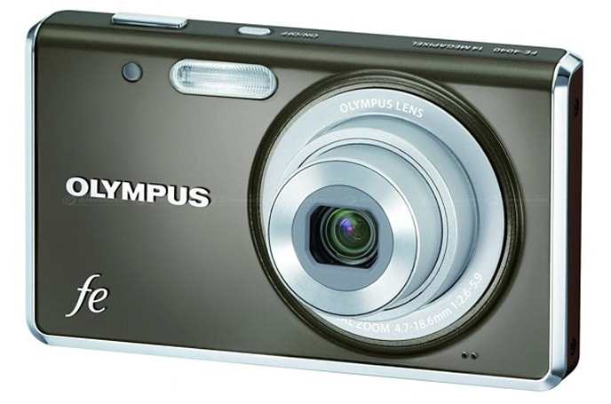 Olympus goes point-and-shoot crazy with nine new compact cameras