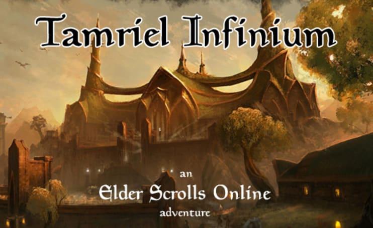 Tamriel Infinium: In which you're told that Elder Scrolls Online kicks ass