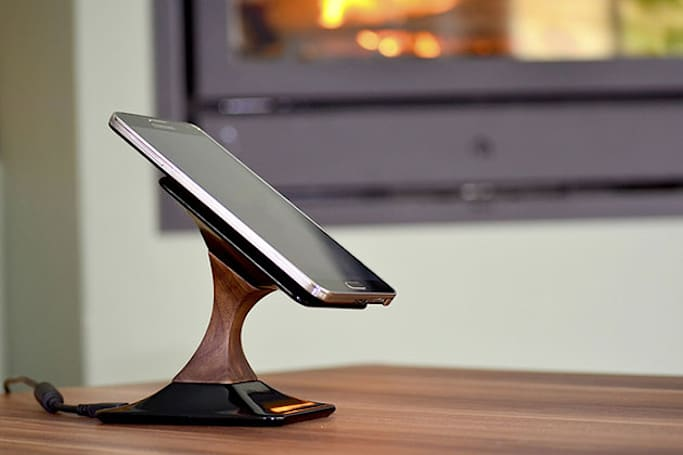 Swich proves a wireless phone charger doesn't have to be an eyesore
