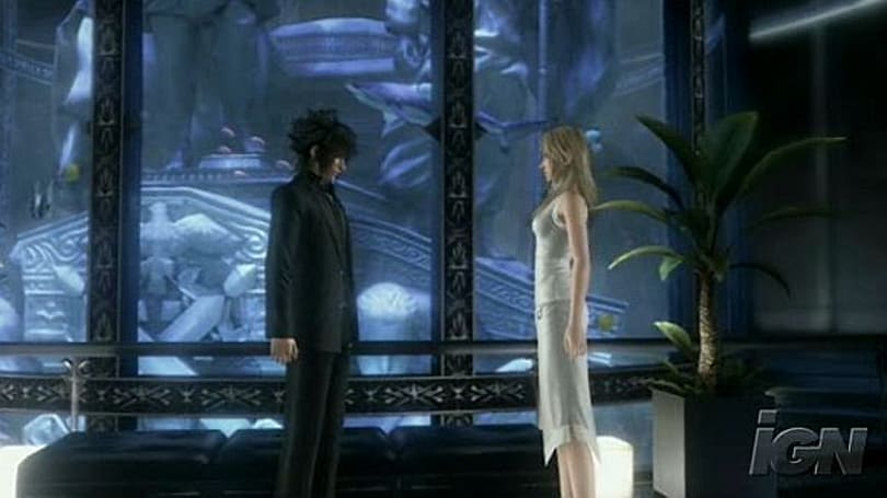 Don't get too excited by this new Final Fantasy Versus XIII trailer