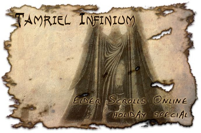 Tamriel Infinium: The Elder Scrolls Online holiday special