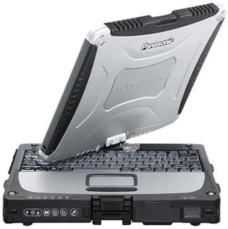 Panasonic Toughbook 19 gets Core i5 grunt to match its grizzled visage
