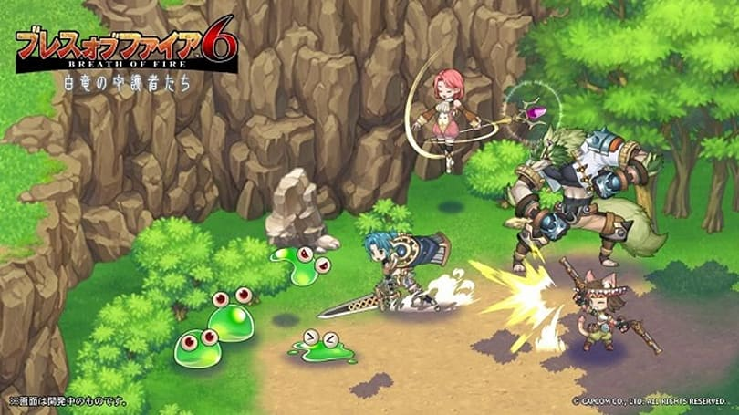 Breath of Fire 6 delayed to spring 2015 in Japan