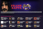 Frank Zappa music catalog now available on iTunes, could be coming soon to Spotify and Rdio