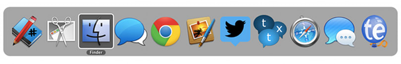 Mac 101: Using the OS X application switcher for more than moving between apps