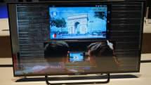 ソニーの新ブラビアは最初からChromecast機能内蔵。Android TV採用でGoogle Cast対応