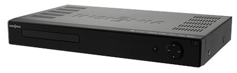 Insignia's NS-2BRDVD Blu-ray player gets reviewed