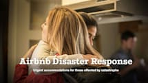 Airbnb's disaster response tool to help survivors find free housing (video)