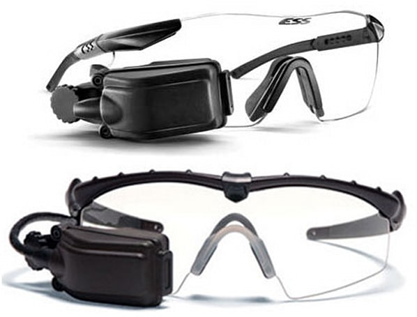 Vuzix Tac-Eye LT offers a clip on HUD for rugged, wannabe cyborgs