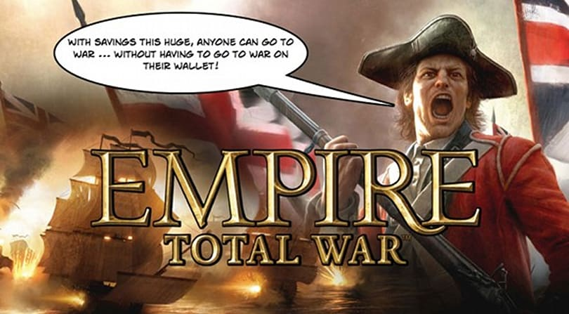 Total War games 66% off on Steam this week