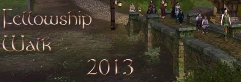LotRO players support charity by following Frodo's journey in-game