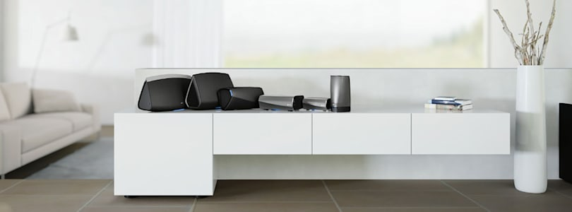 Denon outfits Heos speakers with Bluetooth and high-res audio