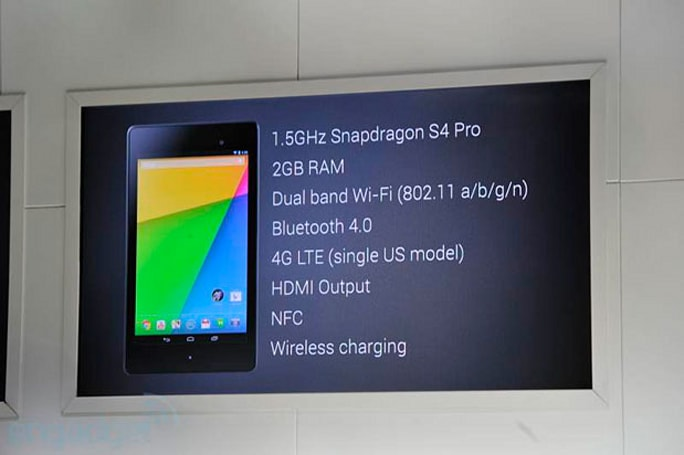 New Nexus 7 with LTE headed to AT&T, Verizon and T-Mobile (update: 32GB LTE model available in the 'coming weeks')