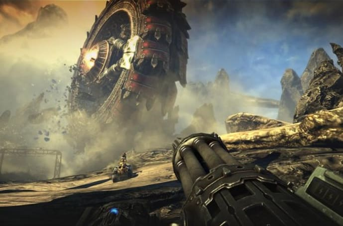 Bulletstorm trailer adds phallic progeny to its lexicon