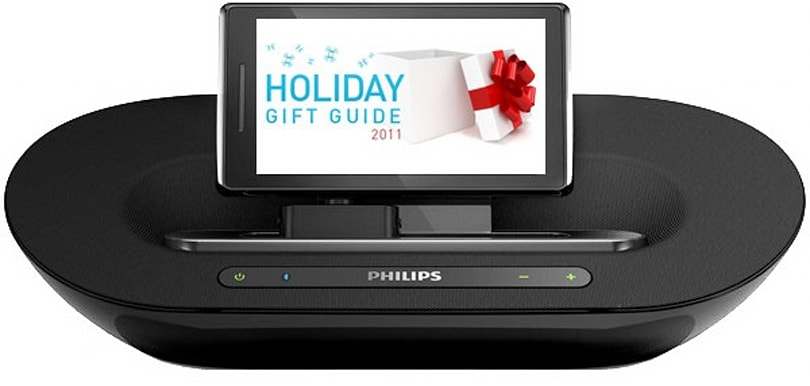 Engadget's holiday gift guide 2011: docks