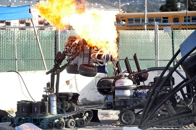 Maker Faire 2011, in pictures: Arduinos, Androids, and angry robots (video)