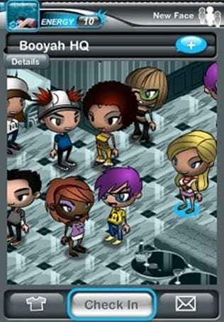 Booyah releases InCrowd for iPhone and iPod touch