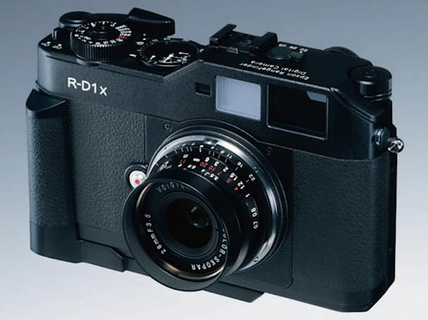 Epson's R-D1x digital Rangefinder locates our analog hearts