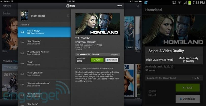 Comcast's Xfinity TV Go app to stream live TV from anywhere