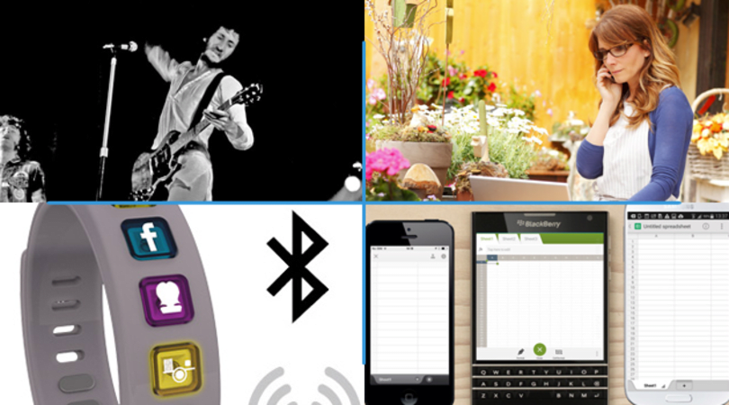 Engadget Daily: YouTube flooded with 70s rock, the Hicon Social Bangle and more!