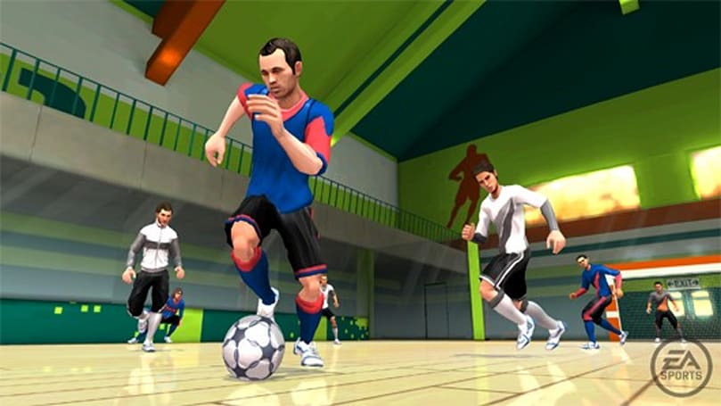 FIFA 11 for Wii to include street soccer mode