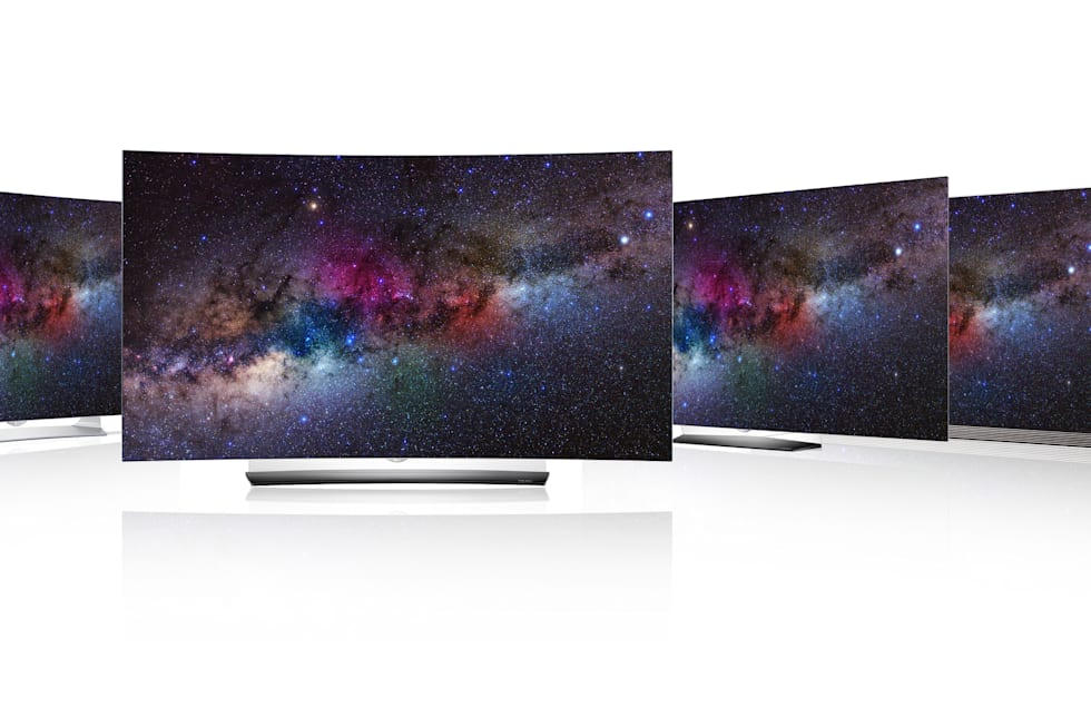 LG's 2016 OLED 4K TV lineup is still expensive, starts at $3,999