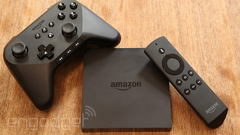 Amazon's latest Fire TV update lets you play a wider range of games